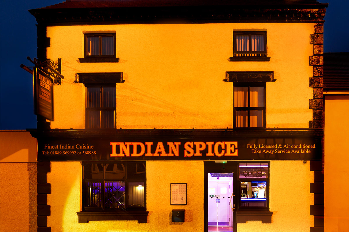 Indian Spice Exterior