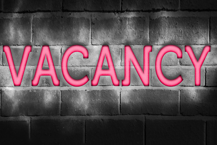Vacancy Featured Image