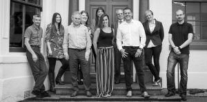 Hewitt and Carr Architects team photo